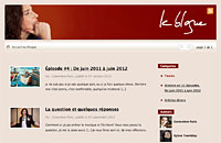 le blogue de Geneviève Paris
